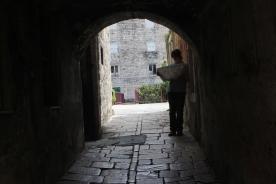 Archway in Split