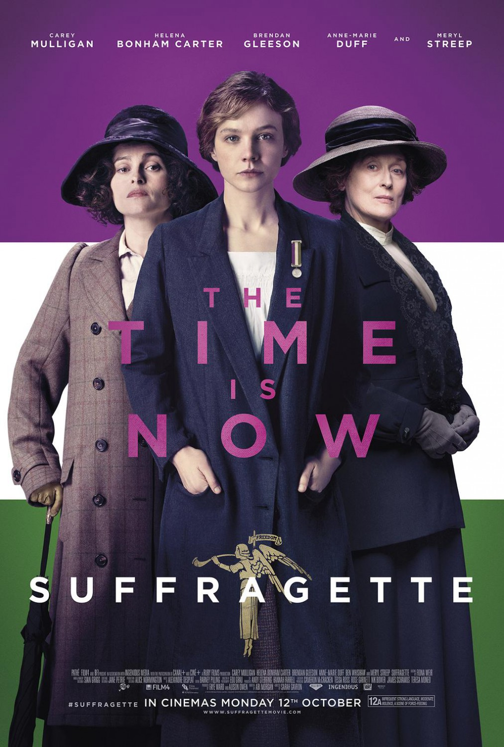 Suffragette (2015) Review.