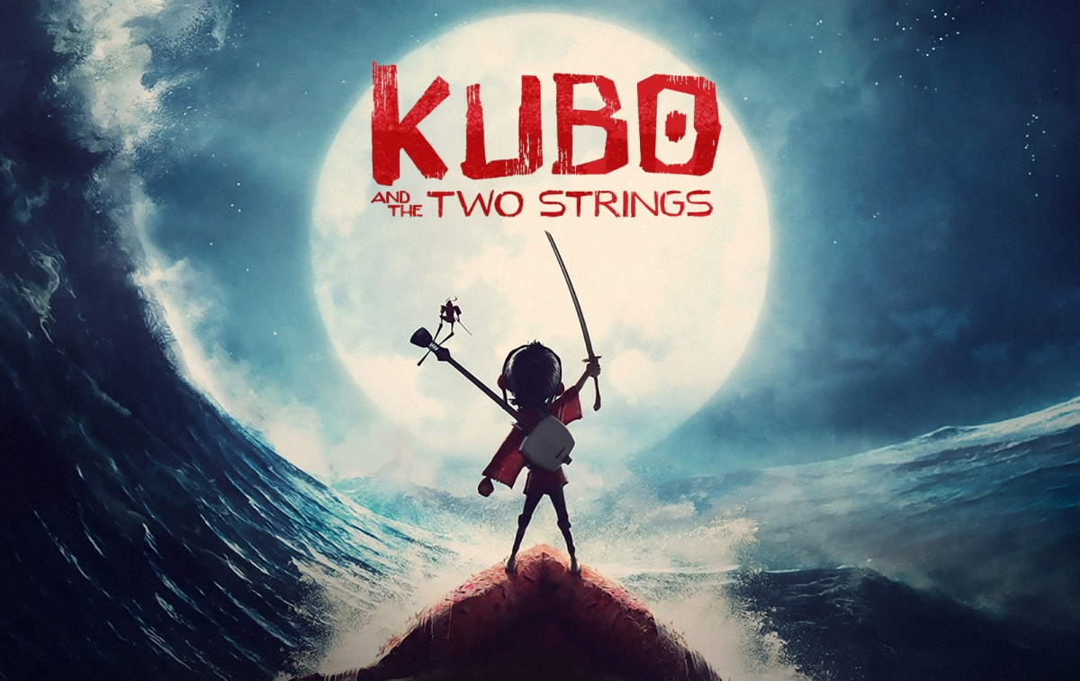 Kubo and the Two Strings (2016) Review.