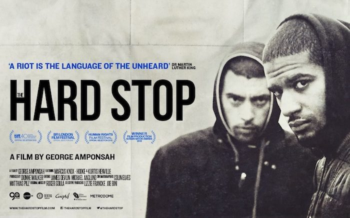 The Hard Stop (2015) Review.