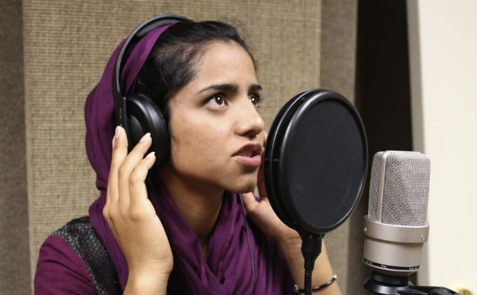The Fight For Freedom of Expression: Sonita and Female Empowerment Through Music