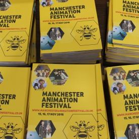 Manchester Animation Festival 2016 Programme