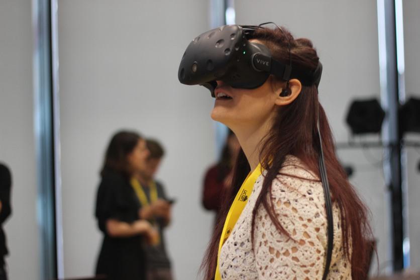"""VR Animated film """"HooDoo"""""""